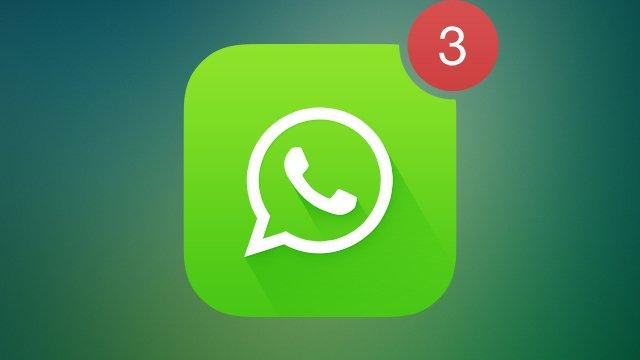 Whatsapp bildirim sorunu