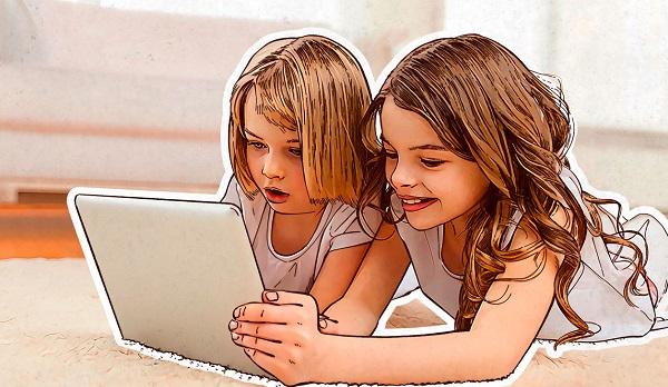 Çocukları Tatilde Siber Tehditlerden Koruyun.