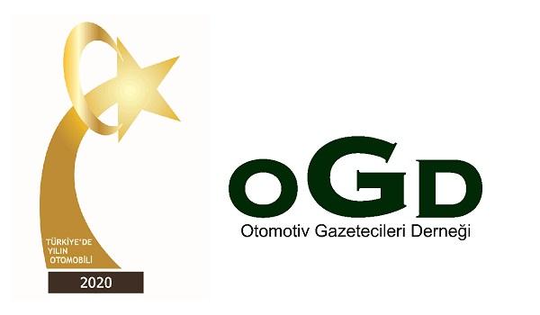 Türkiye'de Yılın Otomobili 2020.
