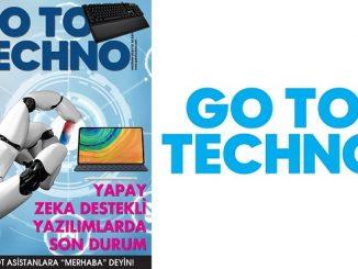 GoToTechno Haziran 2020 Sayısı Çıktı.