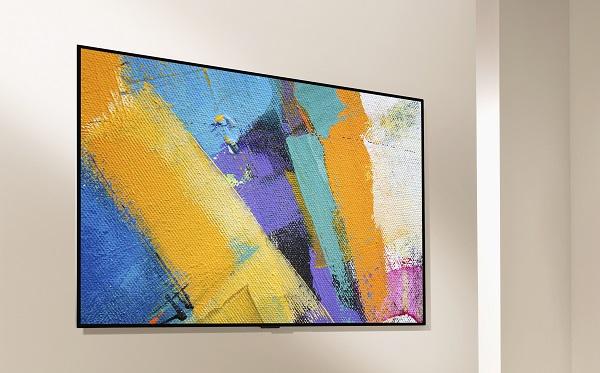 LG GX OLED TV Soundbar.