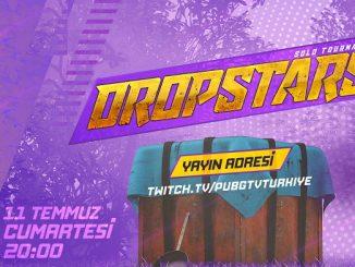 PUBG Dropstars Solo Turnuvası Finali