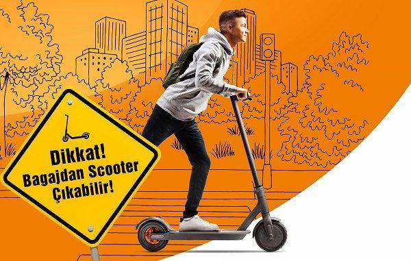 SIXT Rentacar Elektrikli Scooter Fiyatı