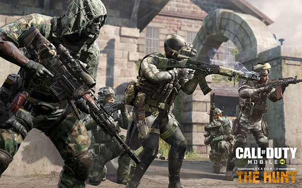 Call of Duty Mobile Av.