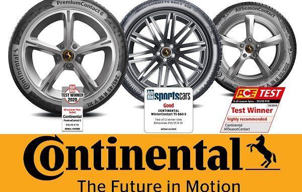 Continental Lastik kampanyaları.