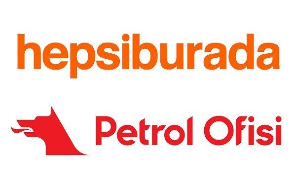 Hepsiburada Petrol Ofisi teslimatları