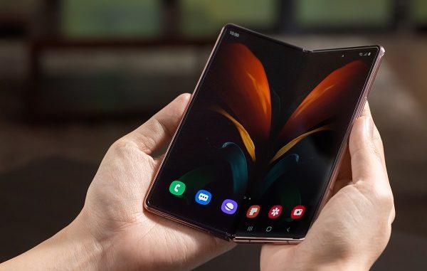 Samsung Galaxy Z Fold2 fiyat.