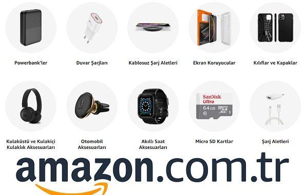 Amazon indirimleri.