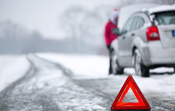 Araçların kış bakımı.