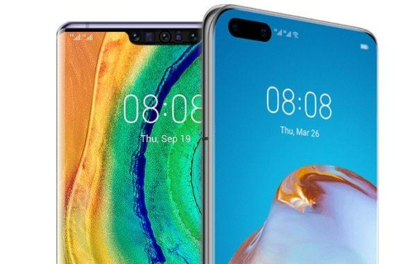 Huawei EMUI 11 alacak telefonlar.