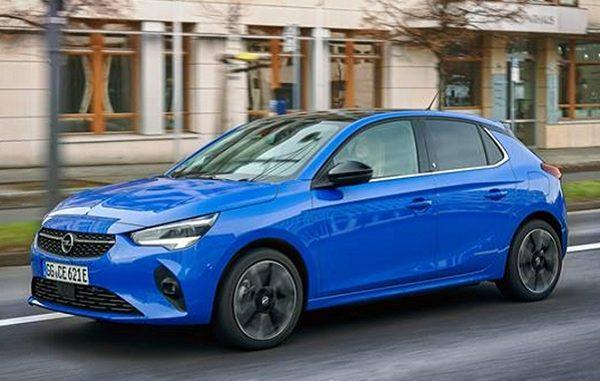 Opel Corsa fiyat listesi Ekim.