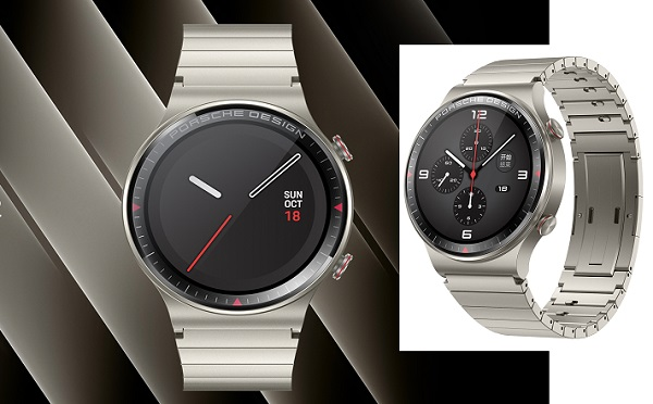 Porsche Design Huawei Watch