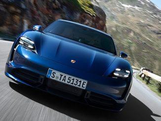 Porsche Taycan Türkiye fiyatı.