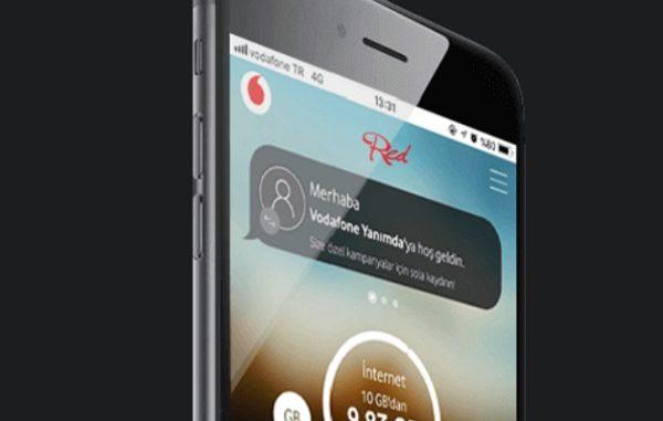 Vodafone Red instagram canlı yayın.