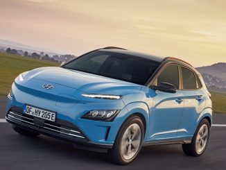 2020 Hyundai KONA Electric.