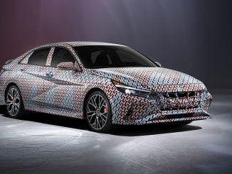 Hyundai Elantra N fotoğrafları.