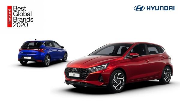 Hyundai marka değeri.
