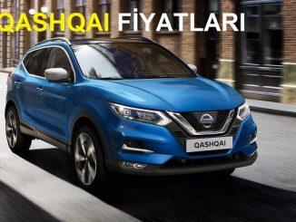 Nissan Qashqai Fiyat Listesi Kasım
