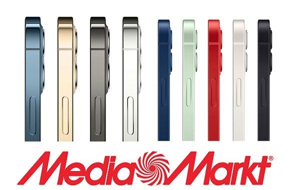 iPhone 12 fiyatları MediaMarkt