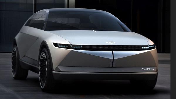 Elektrikli otomobil IONIQ 5.