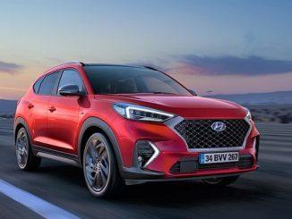 Hyundai Tucson fiyat listesi.