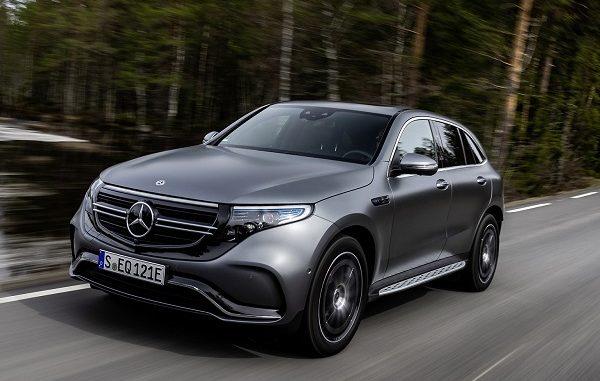 Mercedes EQC fiyatı.