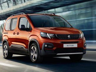 2021 Peugeot Rifter fiyat listesi.