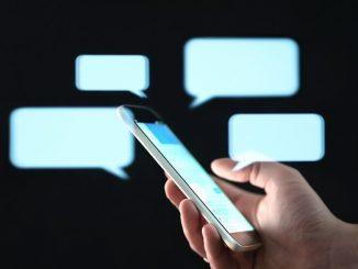 SMS dolandırıcılığı.