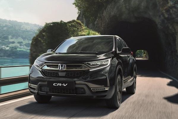 2021 Honda CRV fiyat listesi.