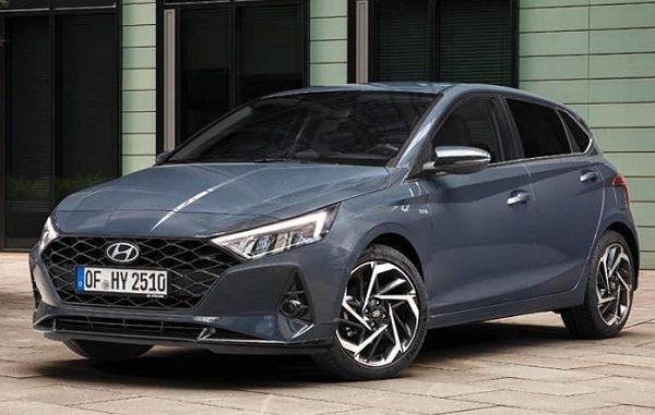 2021 Hyundai i20 fiyat listesi.