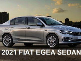 2021 Fiat Egea Fiyat Listesi.
