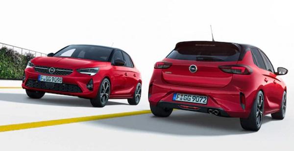 2021 Opel Corsa fiyat listesi.