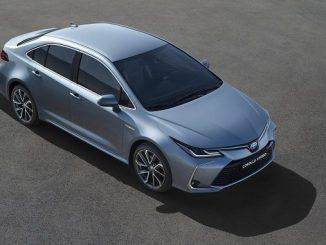 2021 Toyota Corolla Sedan kampanya.