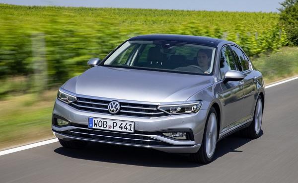 2021 Volkswagen Passat fiyat listesi.