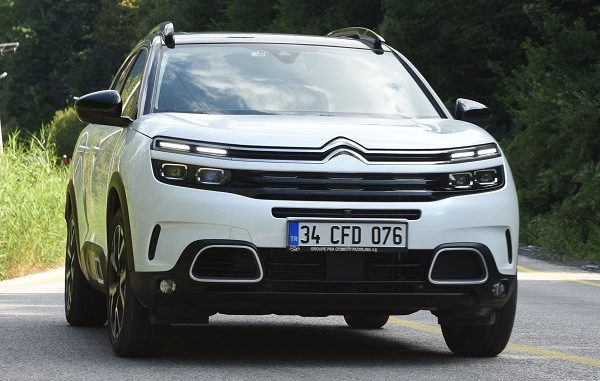 2021 model Citroen kampanyaları.