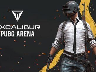 Excalibur PUBG Arena Turnuvası.