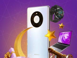 Huawei AppGallery Ramazan kampanyası.