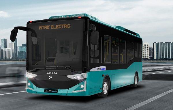 Karsan Elektrikli Araç Modelleri.