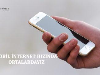 Mobil internet hızı Türkiye.