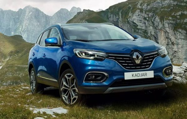 Renault Kadjar fiyat listesi.