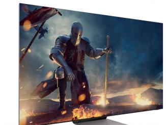 Samsung Neo QLED TV.