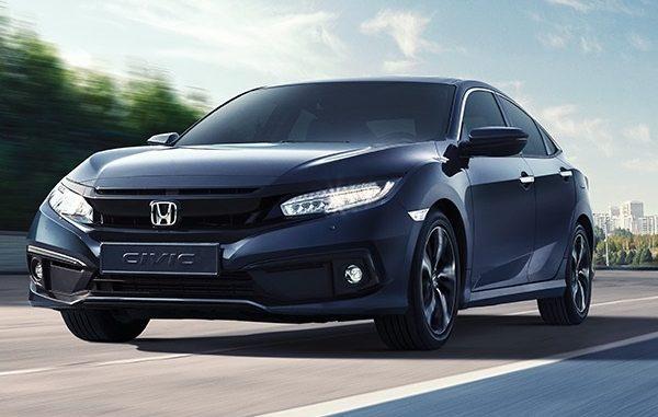 2021 Honda Civic fiyat listesi.