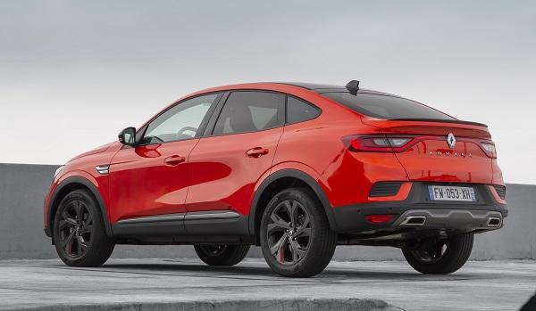 2021 Renault Arkana fiyatı.