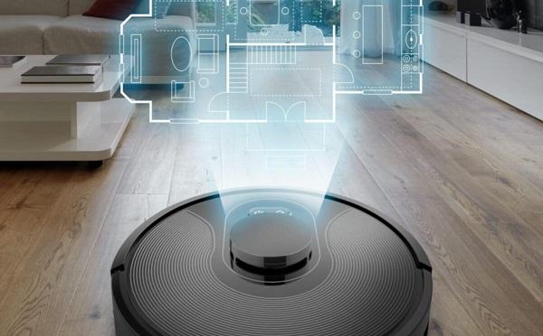 2021 Robot süpürgeler.