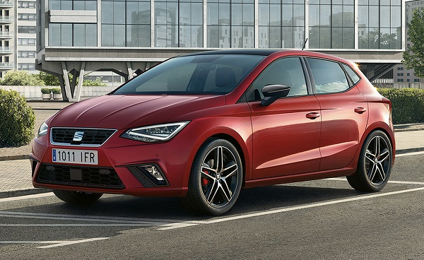 2021 Seat Ibiza fiyat listesi.