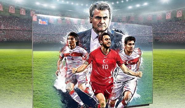 Arçelik A Milli Futbol Takımı.