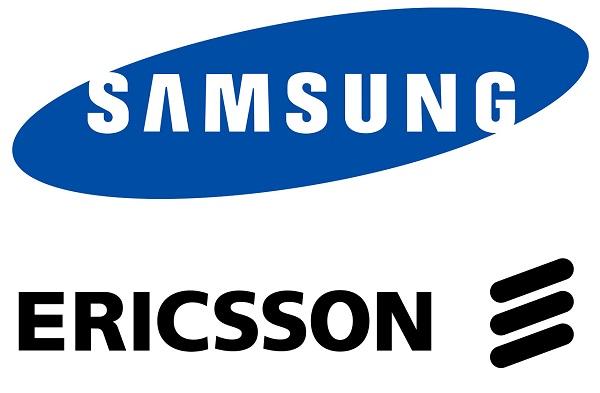 Ericsson Samsung ortaklığı.