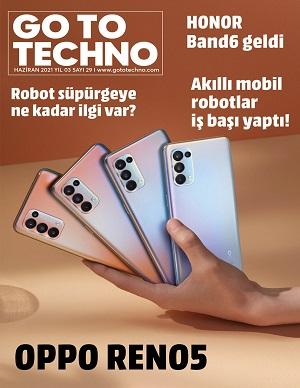 Teknoloji Dergileri Haziran 2021.