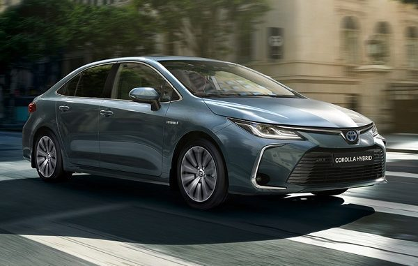 Toyota Corolla fiyat listesi 2021