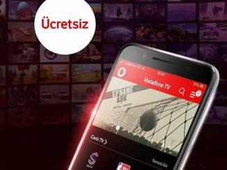 Vodafone TV izlenme rekoru.